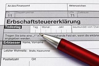 Erbschaftssteuer Sparen Munchen Beratung Erbschaftssteuererklarung